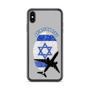 Israel - Aviation Life iPhone Case