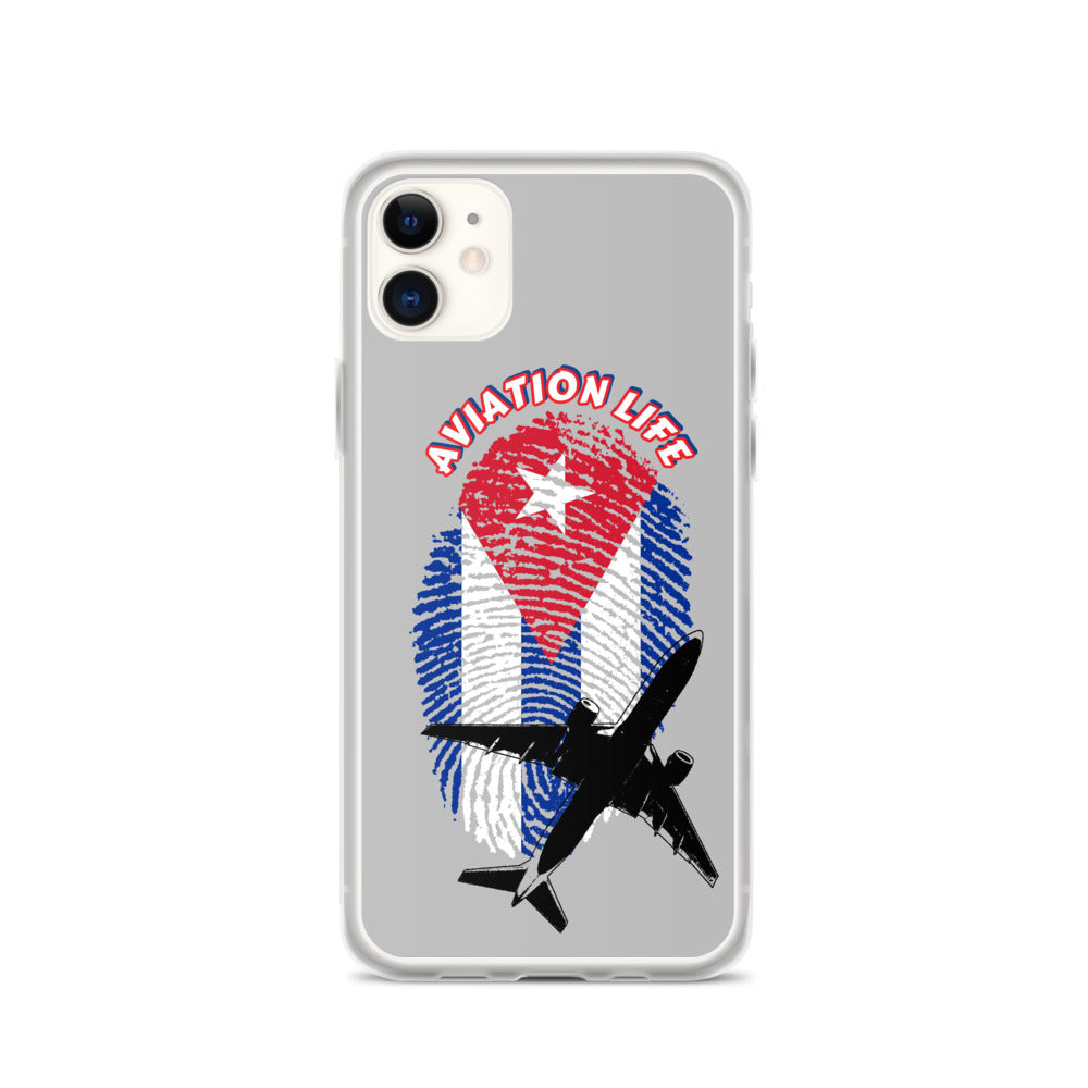 Cuba - Aviation Life iPhone Case