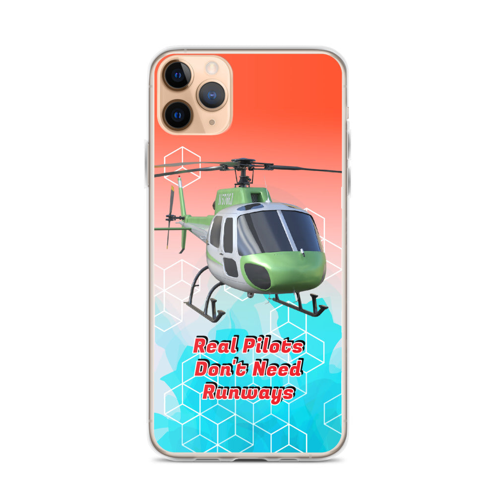 Real Pilots - iPhone Case