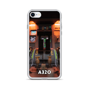 A320 Throttle - iPhone Case
