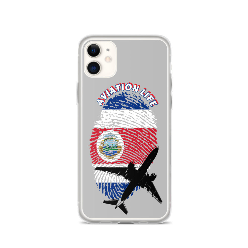 Costa Rica - iPhone Case