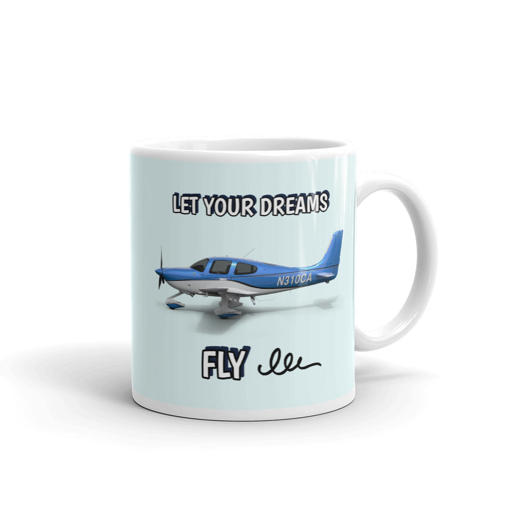 Let Your Dreams Fly - Mug