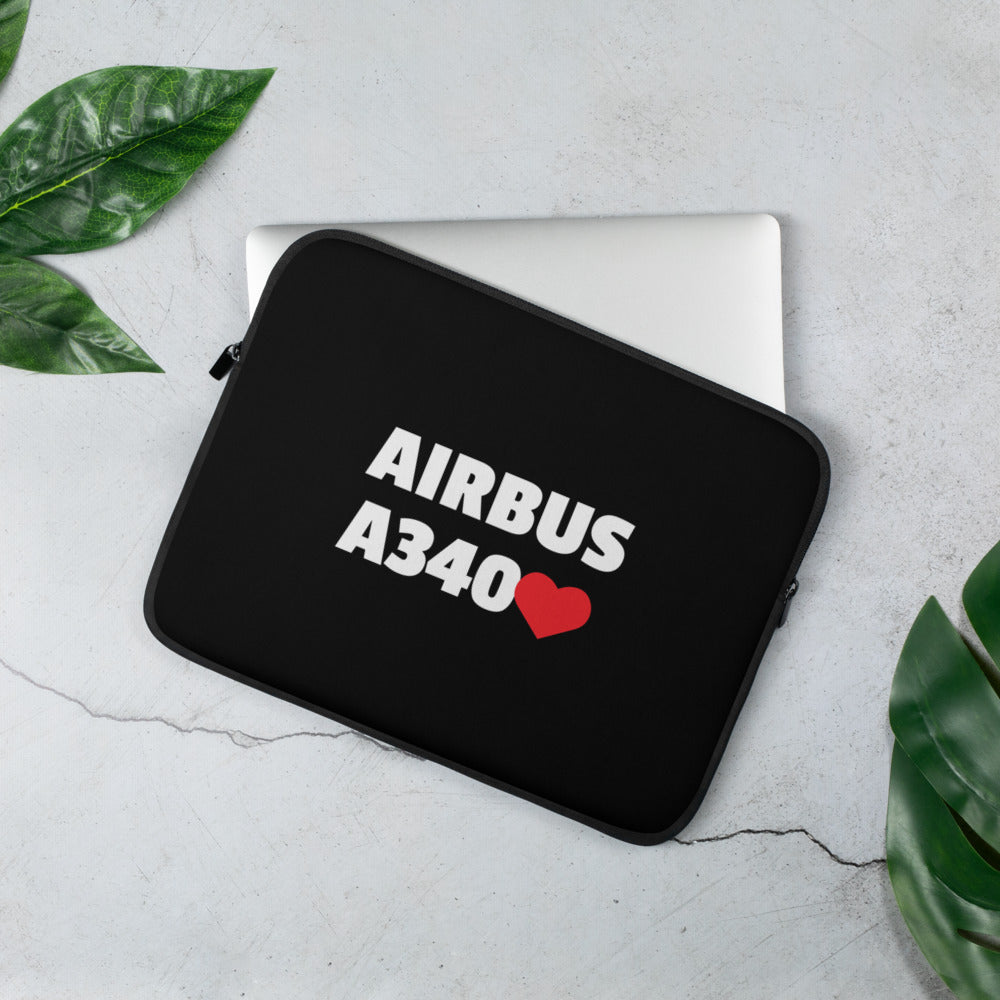 Airbus A340 - Laptop Sleeve