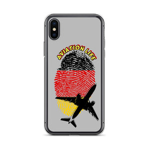 Germany - Aviation Life iPhone Case