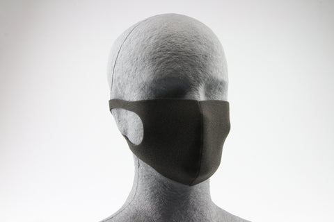 Stoffmaske - Basic Black