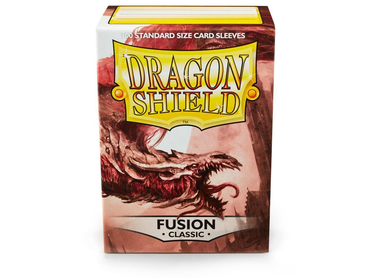 Dragon Shield Classic//GLOSS STANDARD Size Card Sleeves 100 Fusion AT-10010
