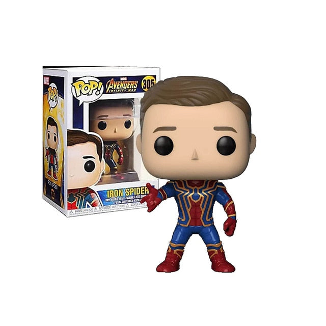 FUNKO POP Marvel SpiderMan Action Figures Model Collectible | Devastation Store