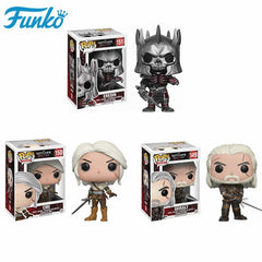 Funko pop The Witcher 3 Action Figure Collectible | Devastation Store
