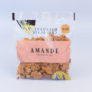 MINI GRANOLA CHOCOLATE-MACADAMIA x 65 GR.