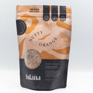 GRANOLA NUTTY ORANGE x 330 GR.