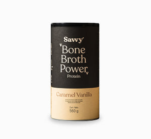 BONE BROTH POWER PROTEIN CARAMELO VAINILLA X560G