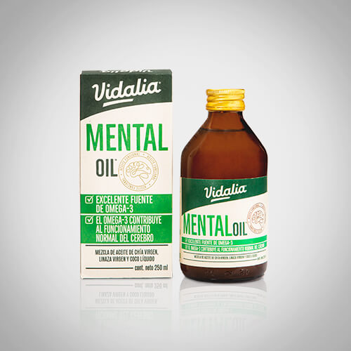 MENTAL OIL x 250 ML