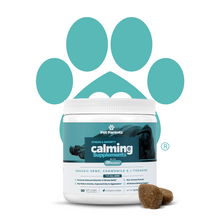 Load image into Gallery viewer, SoftSupps™ USA Calming Treats for Dogs Soft Chew Supplements