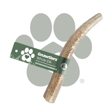 Load image into Gallery viewer, Gnawtlers® | USA Premium Deer & Elk Antlers For Dogs - WHOLE ELK