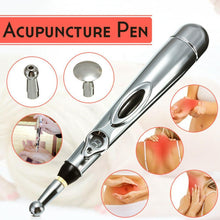 Load image into Gallery viewer, Electronic Laser Acupuncture Pen (Meridians Laser Therapy Heal Massage Pen)