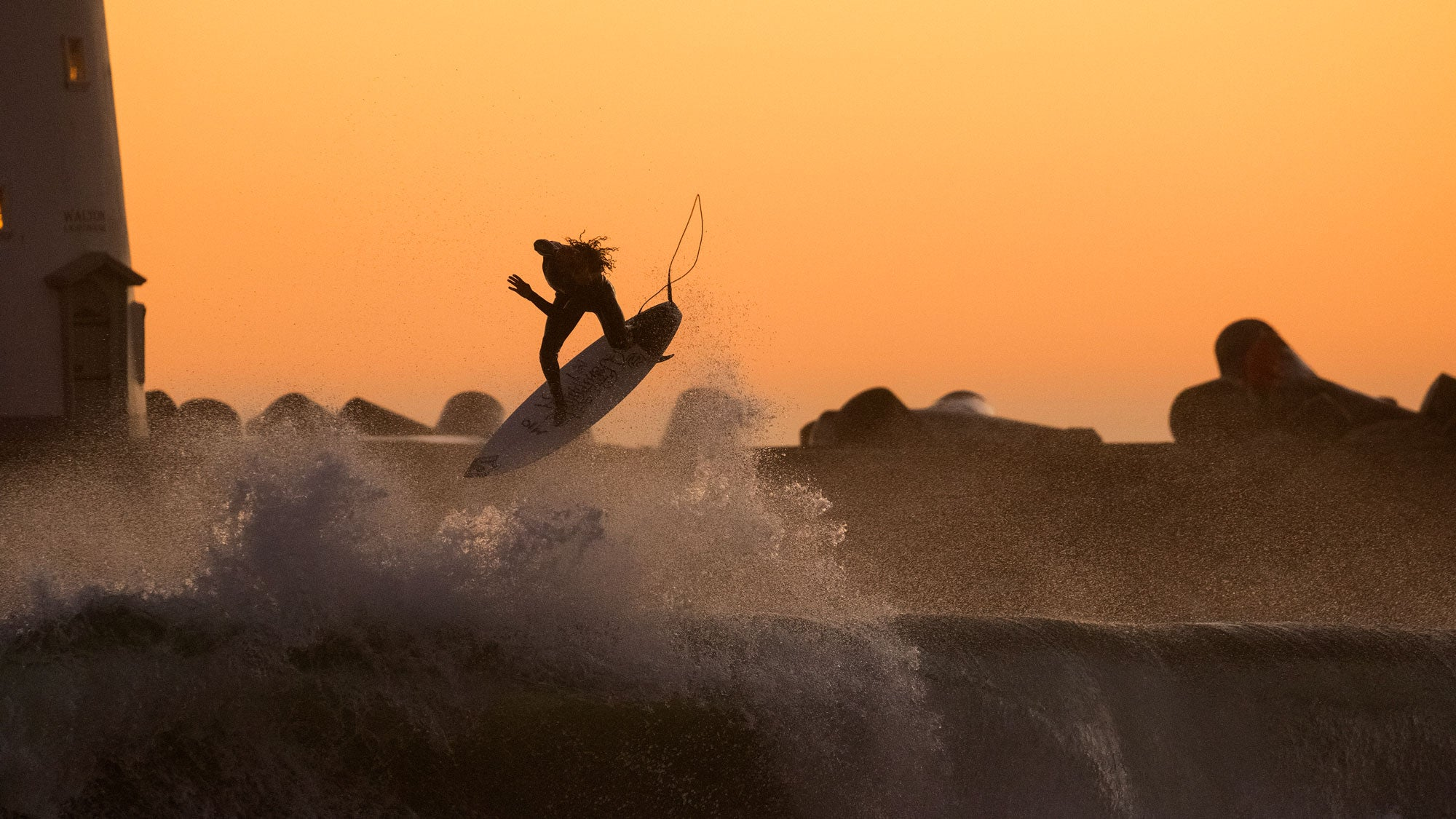 Noah Waggy Pacific Wave Team Rider