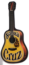 Tim Ward Santa Cruz Guitar Sticker