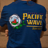 Pacific Wave Pacifico Men's T-Shirt Harbor Blue