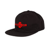 Independent x Baker 4 Life Strapback Hat Black
