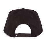 Independent ITC Bold Snapback Hat Black
