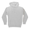 Independent x Thrasher Pentagram Cross Pullover Hoodie Grey Heather