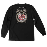 Independent x Thrasher TTG L/S T-Shirt Black