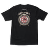 Independent x Thrasher TTG T-Shirt Black