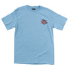OJ Sketch Book Logo T-Shirt Powder Blue