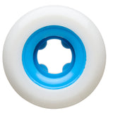 Ricta 54mm Cored Clouds Blue 78a Skateboard Wheels