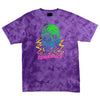 Santa Cruz Totally Normal Slime Balls Men's T-Shirt Purple