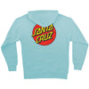 Santa Cruz Classic Dot Men's Pullover Hoodie Mint