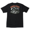 Santa Cruz Fate Factory T-Shirt Black