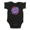 Santa Cruz Kaleidot Infant One Piece Black