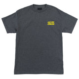 Santa Cruz Knox Fire Pit T-Shirt Charcoal Heather