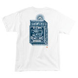 Santa Cruz Remillard Mako Matchbox T-Shirt White