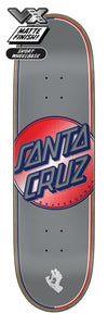 Santa Cruz Steadfast Dot VX Deck 8.80in x 31.95in