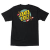 Santa Cruz Summer '76 Men's T-Shirt Black