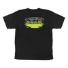 Santa Cruz x TMNT Ninja Turtles Mens T-Shirt Black