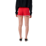 Santa Cruz Derby Shorts Women's Bottoms Red