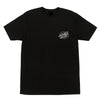 Santa Cruz Winkowski Primeval Blackout T-Shirt Black