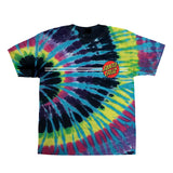 Santa Cruz Classic Dot Regular T-Shirt Youth Flashback