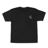 Santa Cruz Primary Hand Youth T-Shirt Black