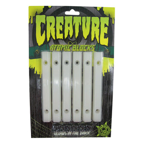 Creature Atomic Blcks Skate Accessory