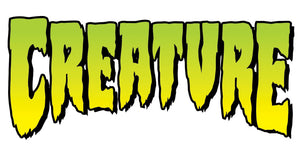 Creature Logo Sticker 2 inch