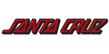 Santa Cruz Classic Strip Sticker Red 5 Inch