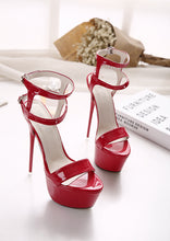 Load image into Gallery viewer, Extreme High Heel Sandals