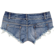 Load image into Gallery viewer, Sexy Jeans Shorts