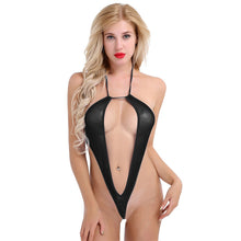 Load image into Gallery viewer, Revealing Mesh Monokini