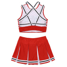 Load image into Gallery viewer, Cheerleader Costume