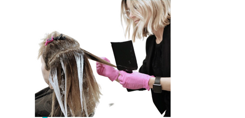 best balayage and hair color correction artist in Michigan